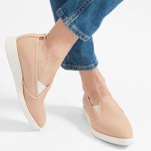 Everlane Leather Street Slip On Shoe Sneaker